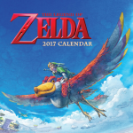 Nintendo UK hopes you'll stay up to date with the Legend of Zelda 2017 calendar