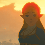The face of the princess revealed in new Breath of the Wild trailer