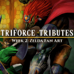 Triforce Tributes: Show us your Zelda artwork