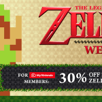 Nintendo to hold two-week Zelda sale in Europe and Australia (Updated)