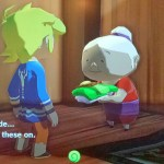 There's no renaming Link in Breath of the Wild