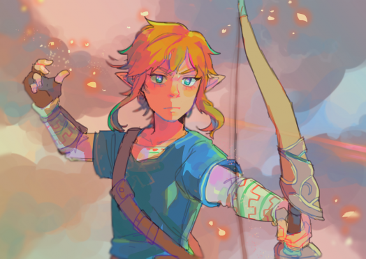 Fanart Friday: Breath of the Wild