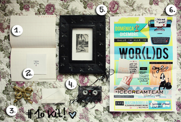 WOR(L)DS – worlds kit materiali #10