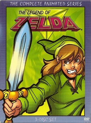 Image result for the legend zelda tv show