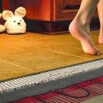 Тепла підлога — переваги і недоліки