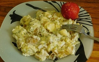 страви з картоплі фото