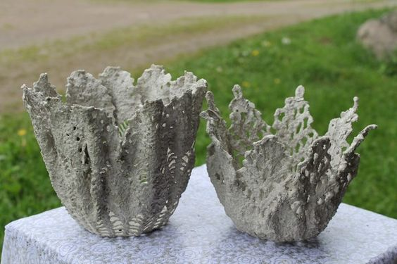 садові фігури своїми руками