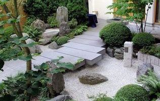 садові доріжки - дизайн саду