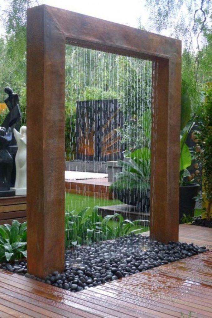 тропічний душ