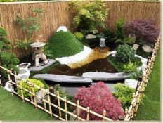 Японський сад зображення 5
