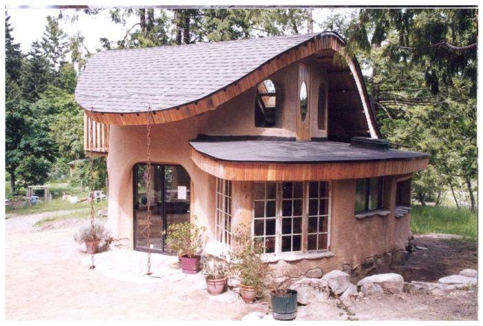 саманний будинок зображення