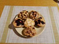 Домашня випічка – бананові кекси за 30 хвилин