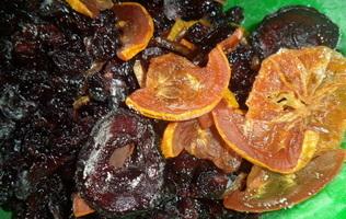 цукати рецепт з вишні і кабачків зображення