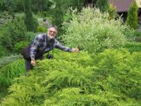 Віктор Ганущин - мандрівник, садівник, фотограф