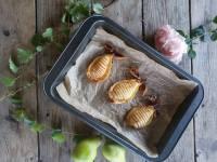 Домашнє печиво з грушами - смачно і швидко