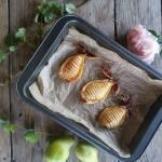 Домашнє печиво з грушами – смачно і швидко
