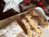Штоллен - різдвяний німецький кекс