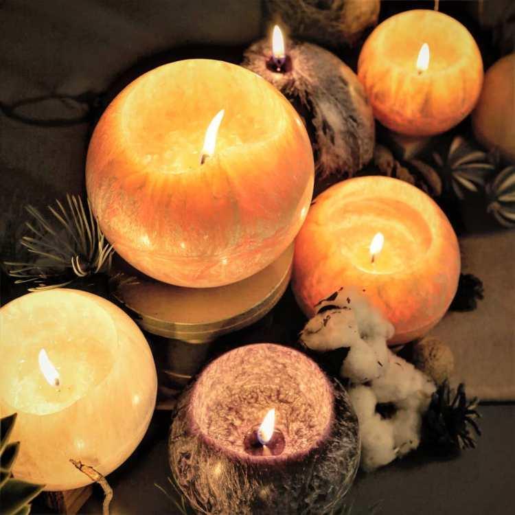 Свічки Plamis