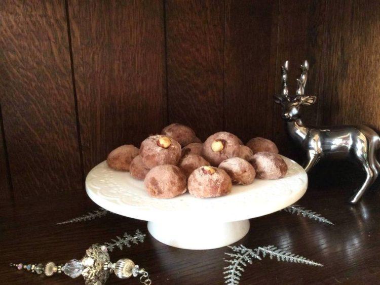 Печиво «Трюфель» — домашня випічка з ароматом кави