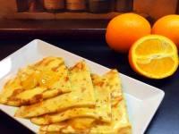 Французькі млинці «Креп Сюзетт» – апельсинова насолода