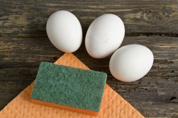 Миємо яйця