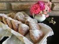 Швидкі пиріжки з вишнею