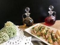 Салат із білих баклажанів
