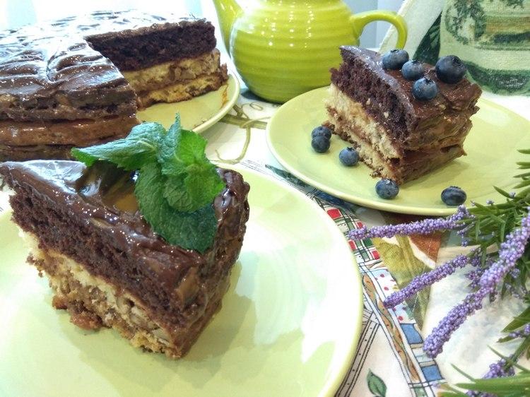 """Торт """"Витязь"""" - смачний та простий у приготуванні"""