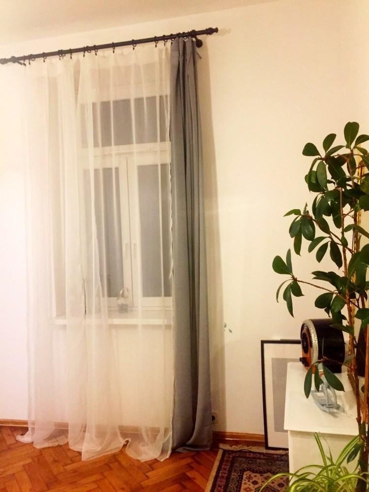 Оформлення вікна