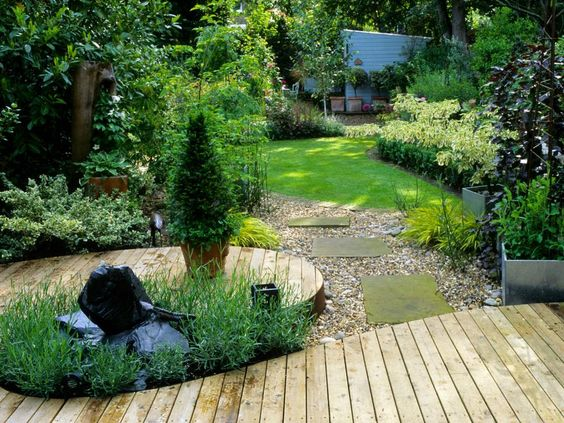 Дизайн подвір'я
