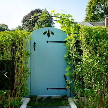 Садові ворота
