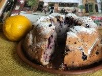 Заливний пиріг зі смородиною, або Ідеальний кекс завтрашнього дня
