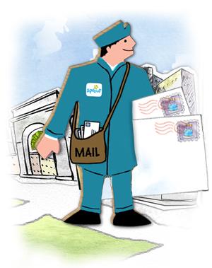 postar