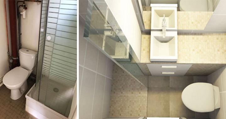 Renovation Et Decoration D Un Appartement De 10m2 Pour U