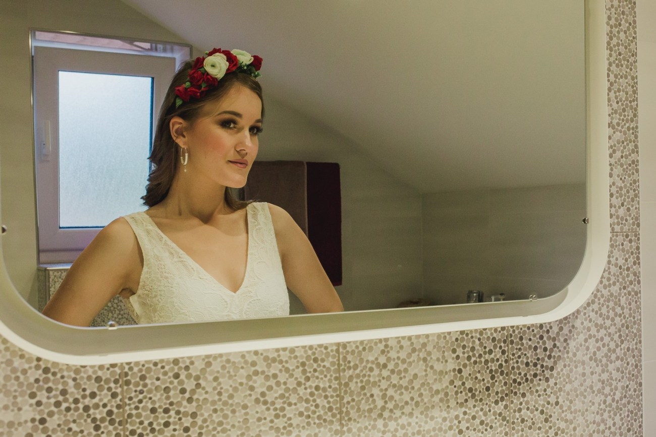 dubrovnik croatia wedding bride getting ready