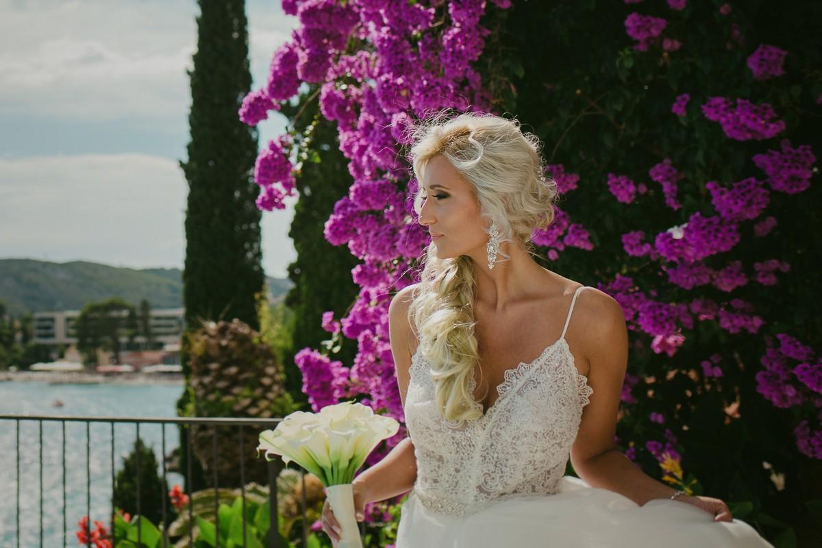 bride porttrait