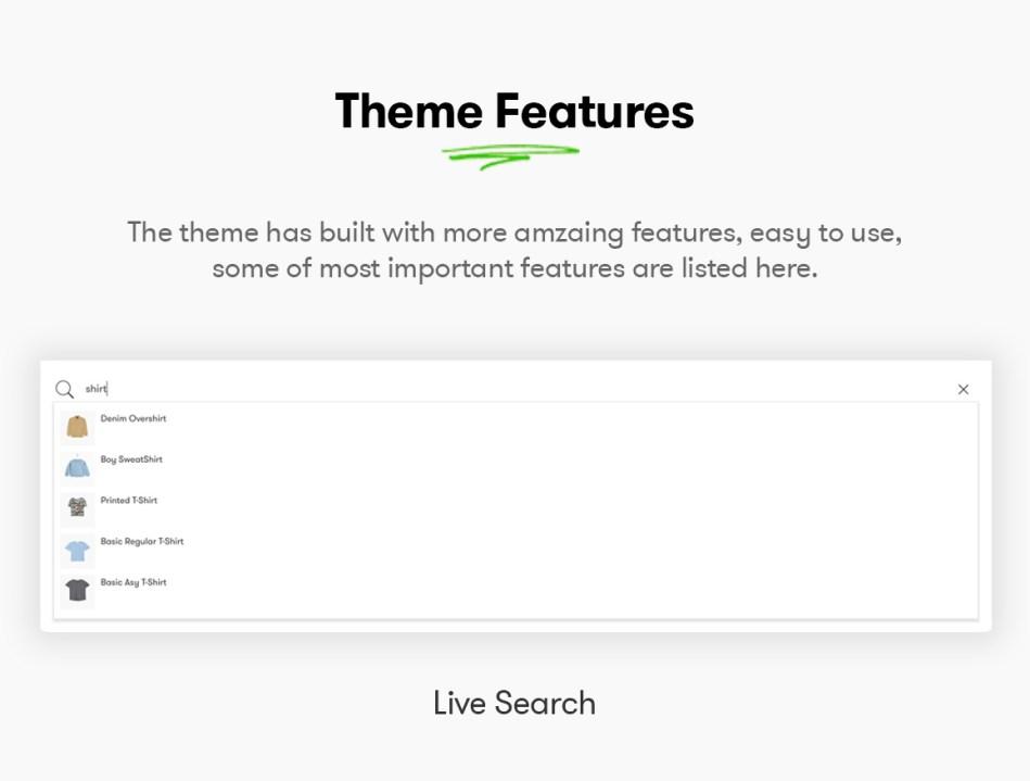 Zella - WooCommerce AJAX WordPress Theme - RTL Support - 13