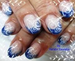 Wellness Fingernägel blau (541x444)