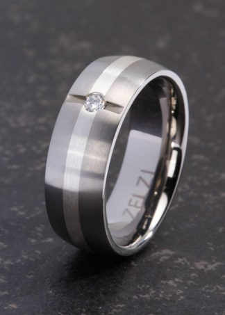Aspasia sierlijke ring