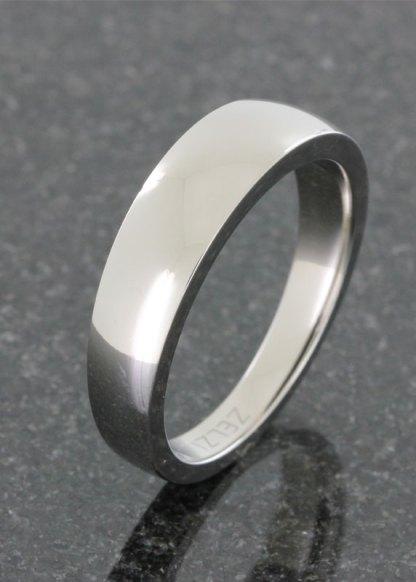 Ioanna titanium ring