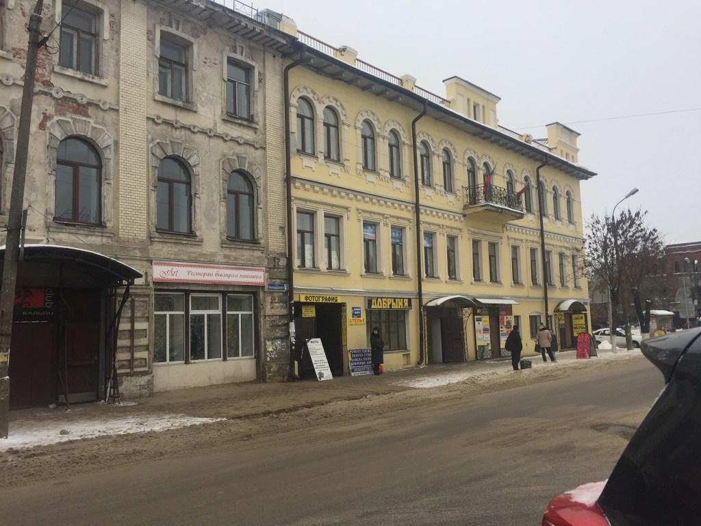 Продажа административного здания в Кимрах