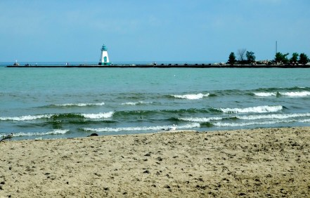 Port Dalhousie beach and Lake Ontario_6414119341_l