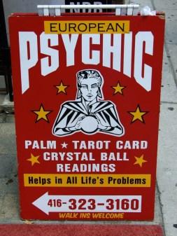 Psychic @ Roncesvalles Avenue_6284501782_l