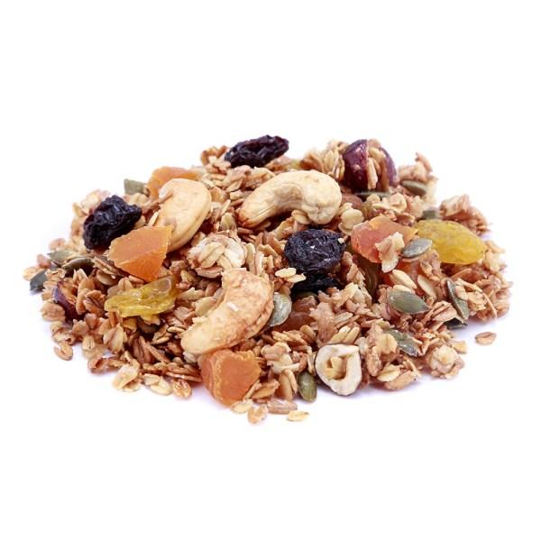 granola energy zemny