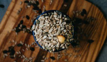 10 des meilleures graines à manger et pourquoi elles sont Healthy !