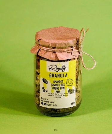 granola home made tunisie