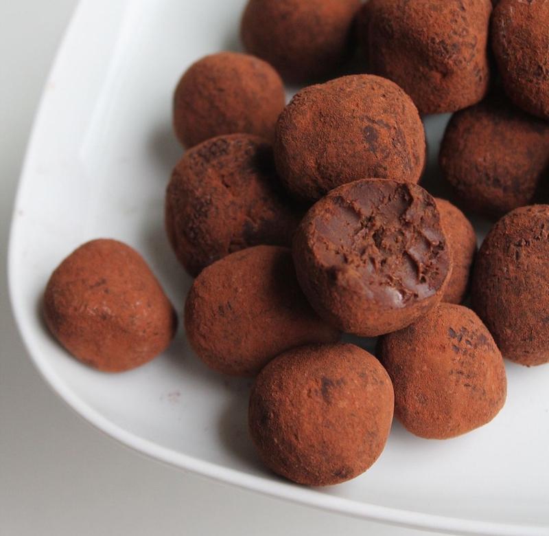 recette truffes tunisie