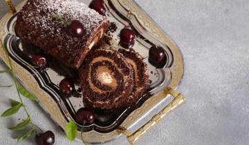 Recette : Génoise pour bûche de Noël ou gâteau roulé