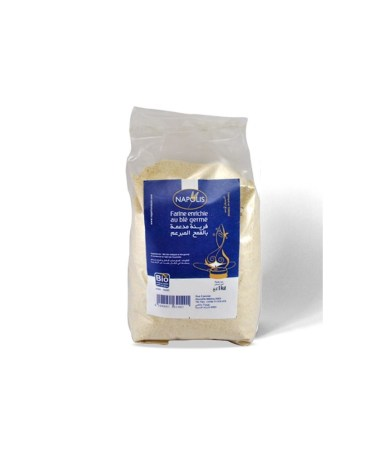 farine au blé germé