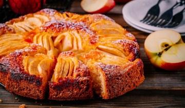 Recette : Gâteau aux pommes et Mascarpone